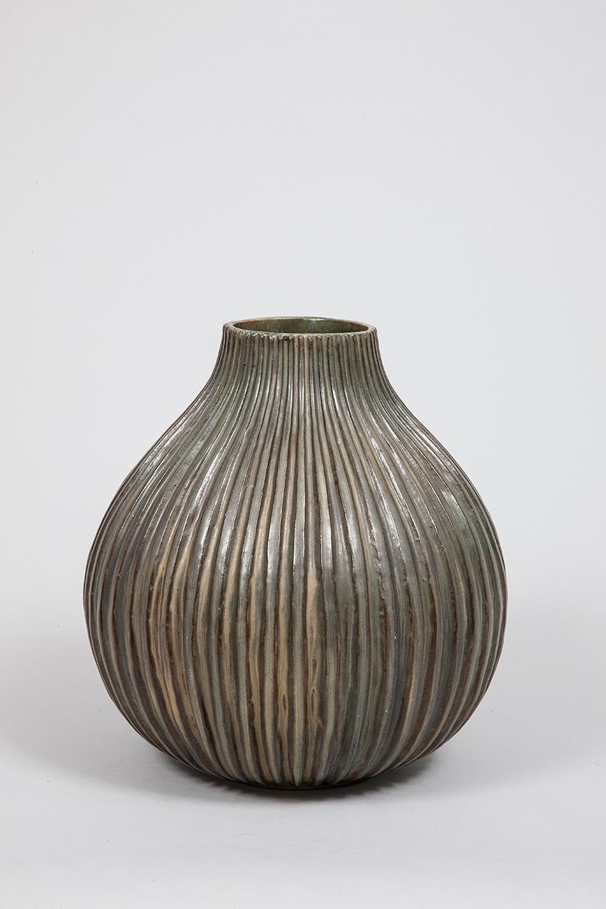 Axel Salto bronze vase
