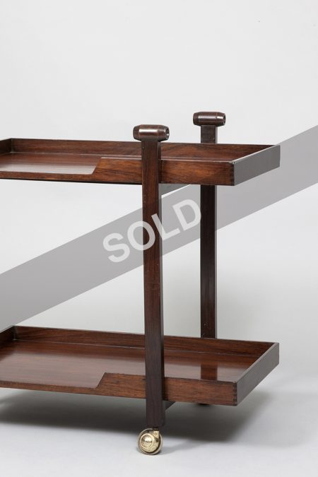 Franco Albini rolling table