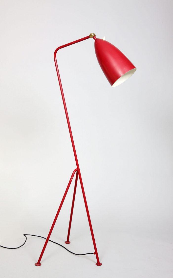 Greta Grossman floor lamp