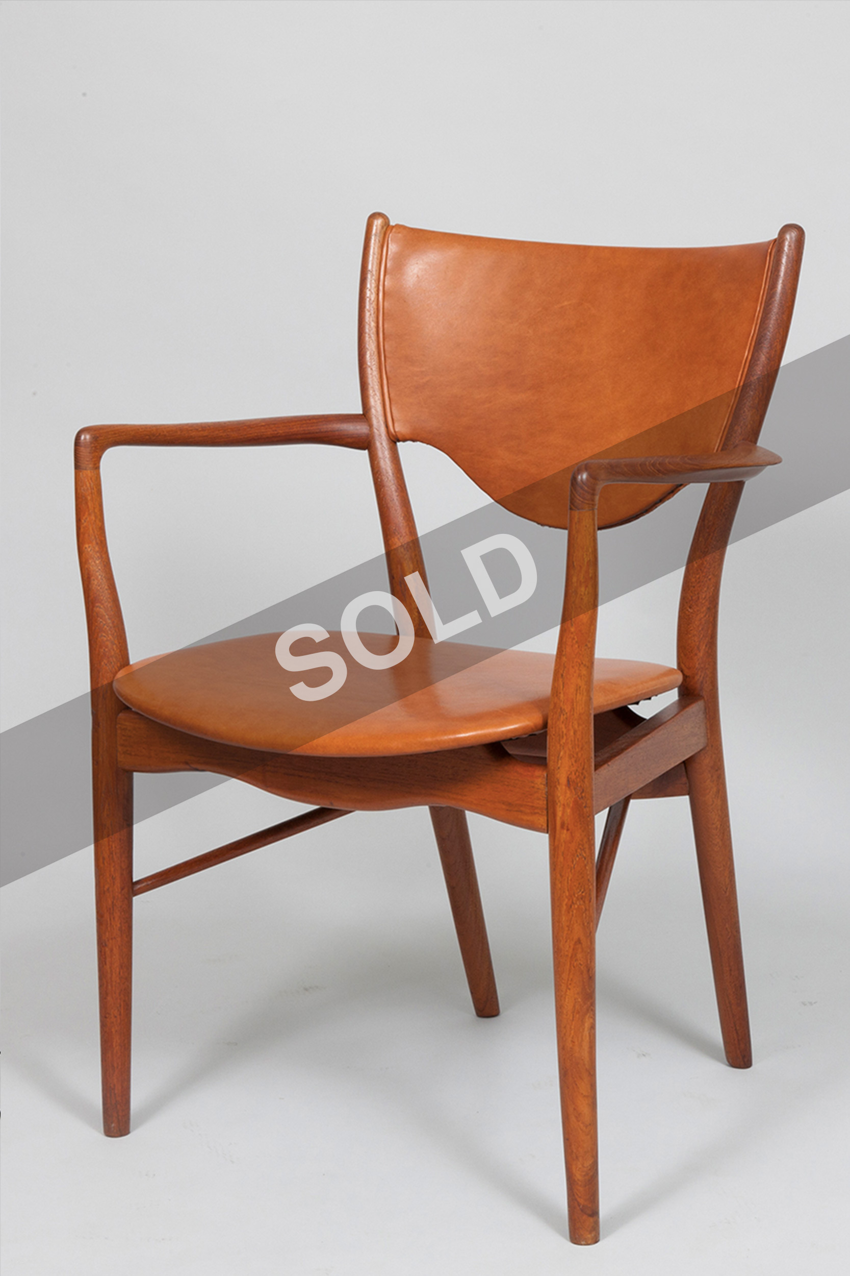 Finn Juhl desk chair (sold)