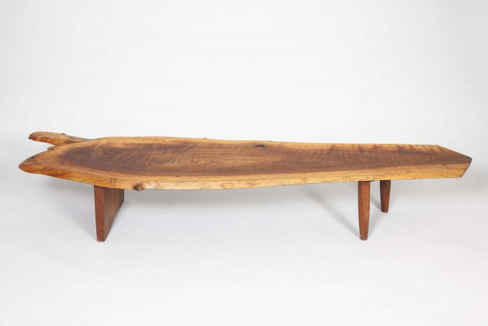 George Nakashima walnut table