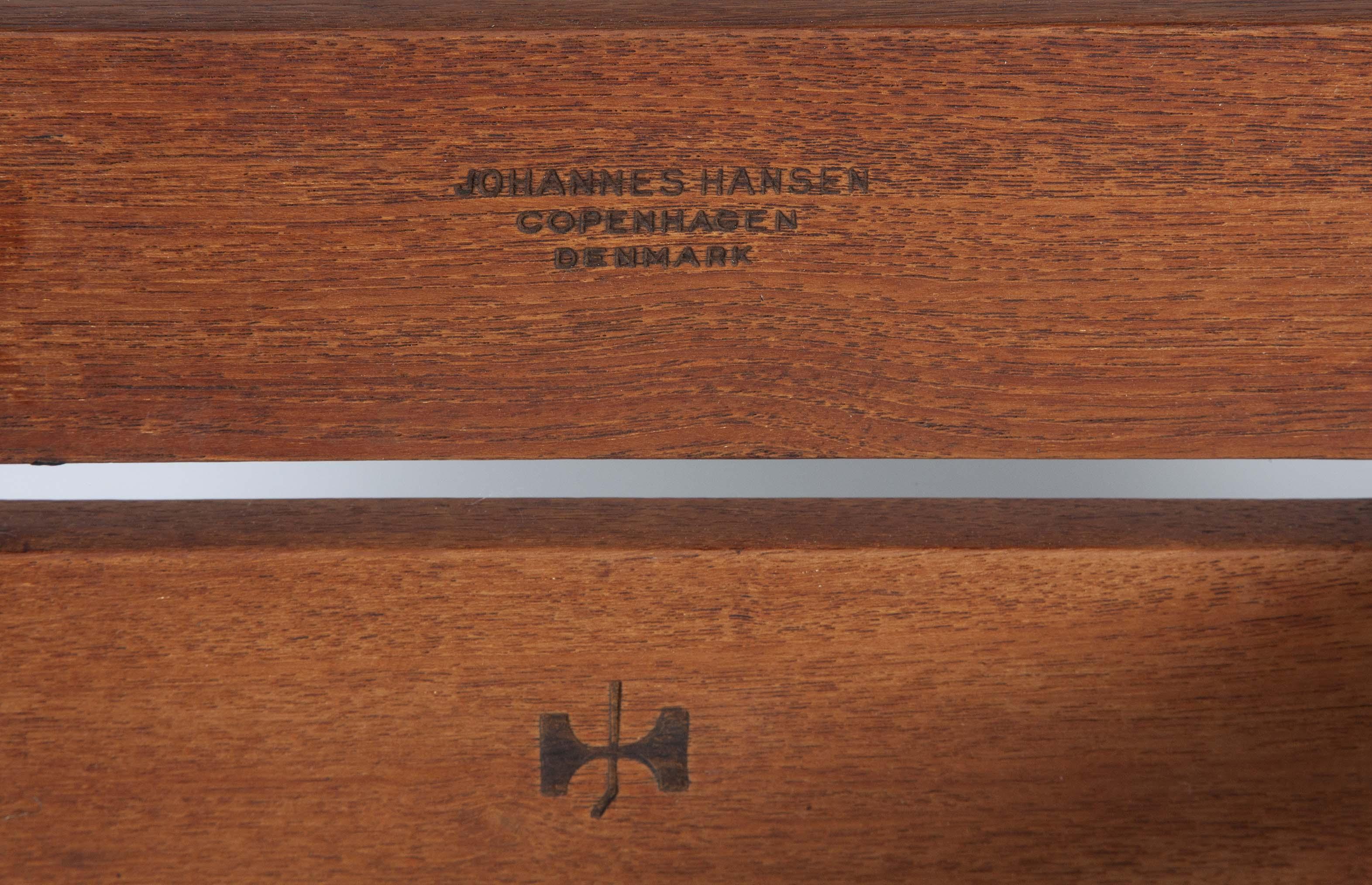 Hans Wegner Hansen table