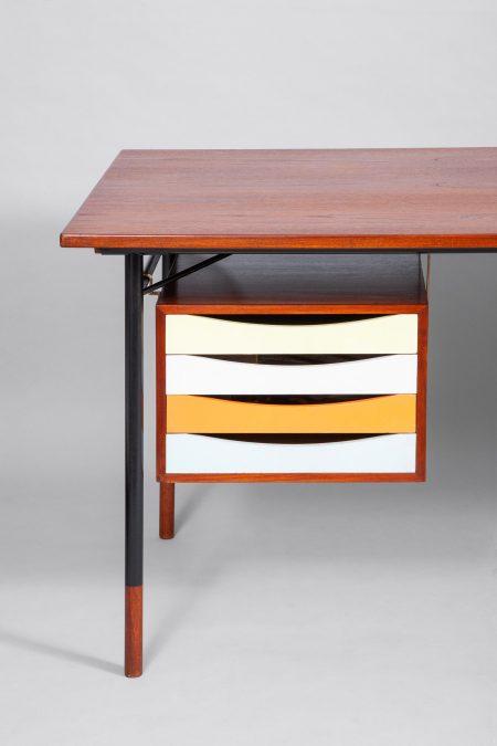 Finn Juhl BO69 desk, Denmark 1953