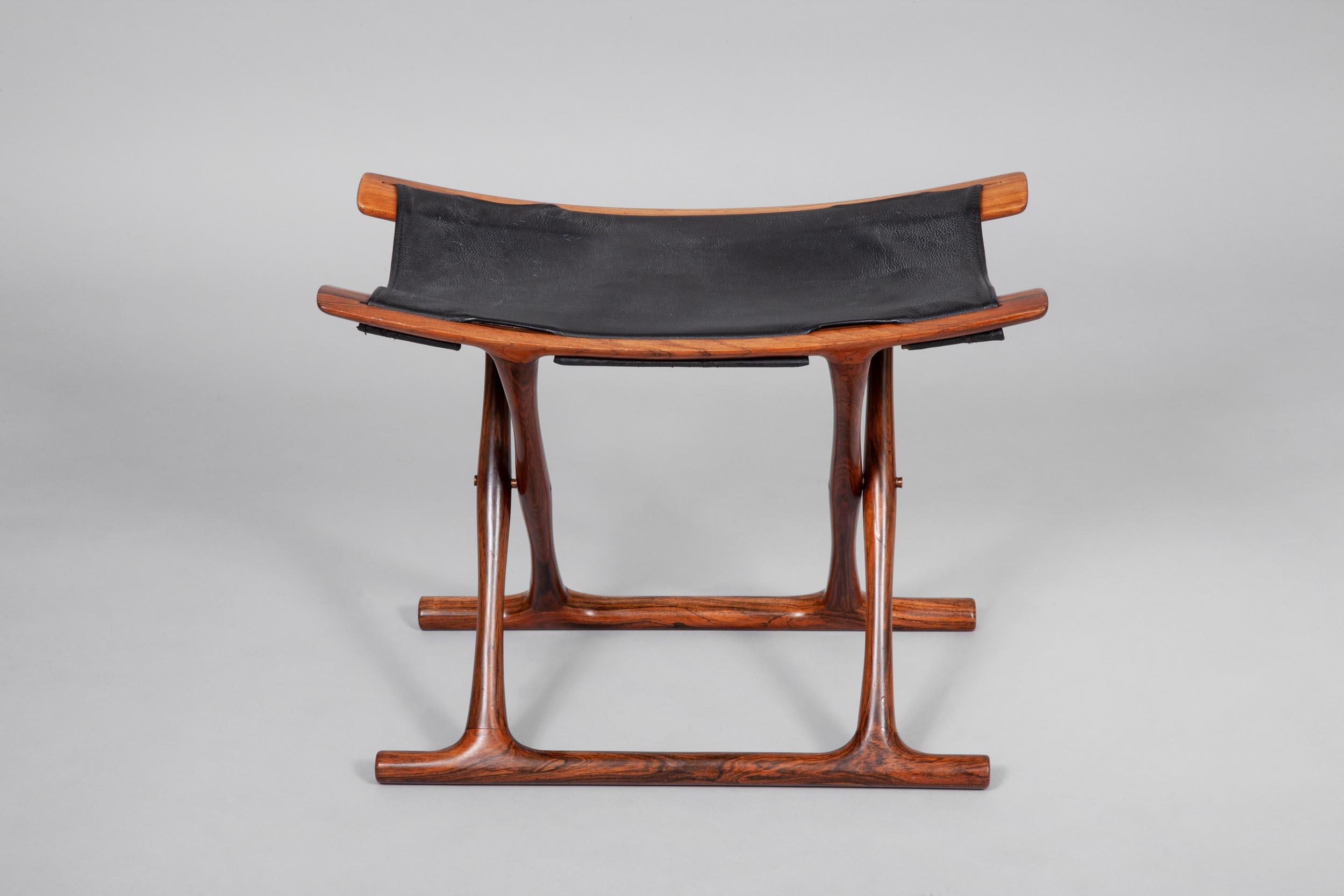 Ole Wanscher folding stool