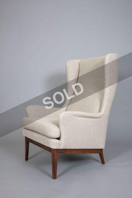 Arne Norell Illums Bolighus chairs