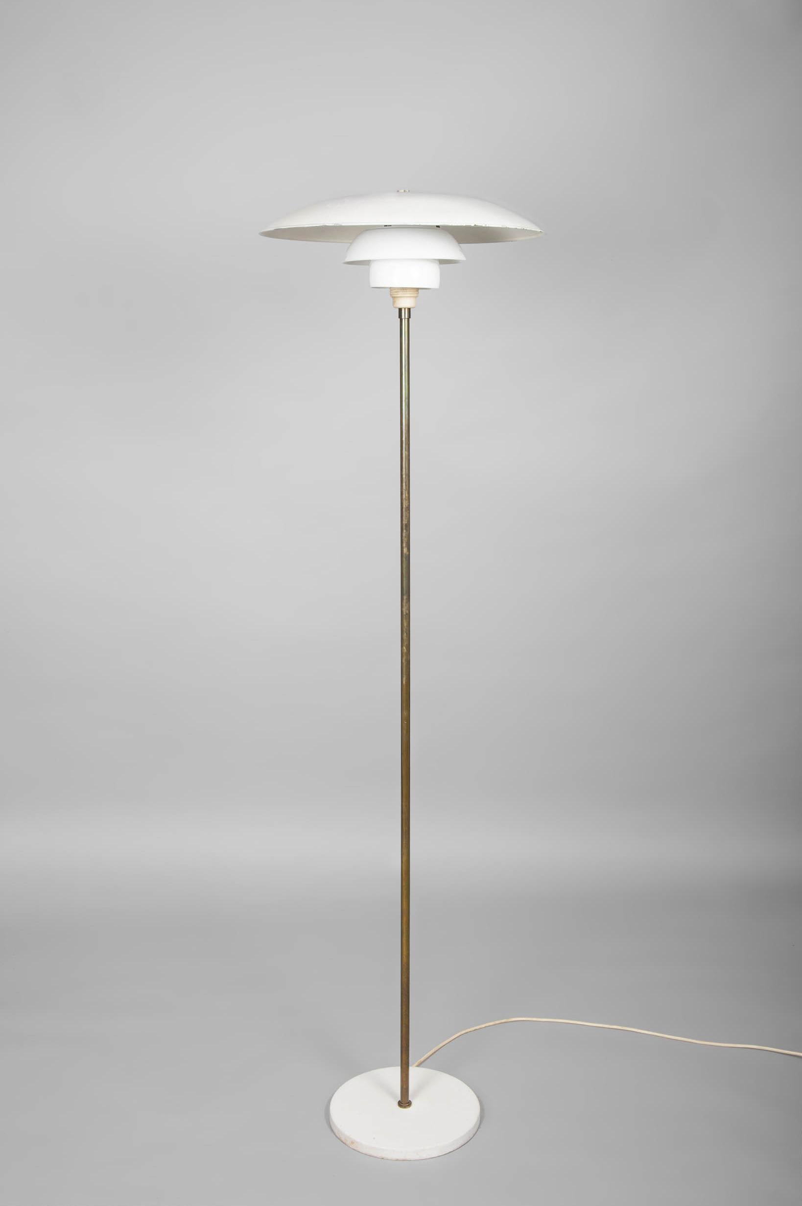 Poul Henningsen floor lamp-1