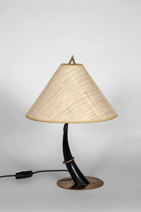 Carl Aubock table lamp